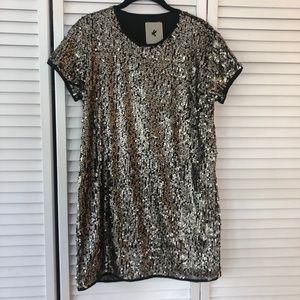 One Teaspoon Sequin Dress